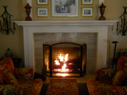 Fireplace Suite